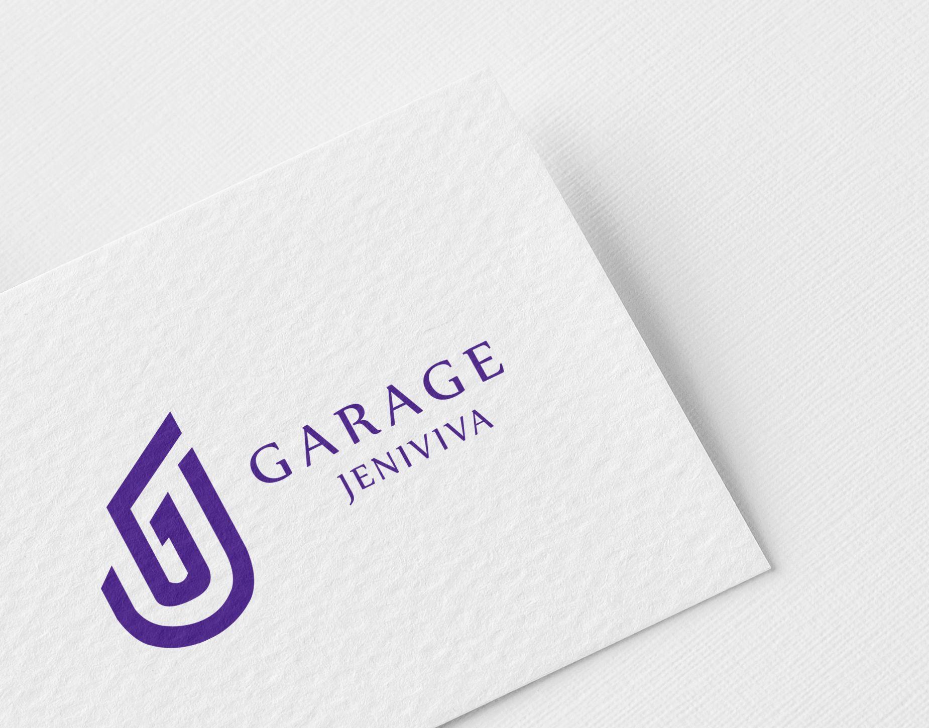 Garage Jeniviva Logo