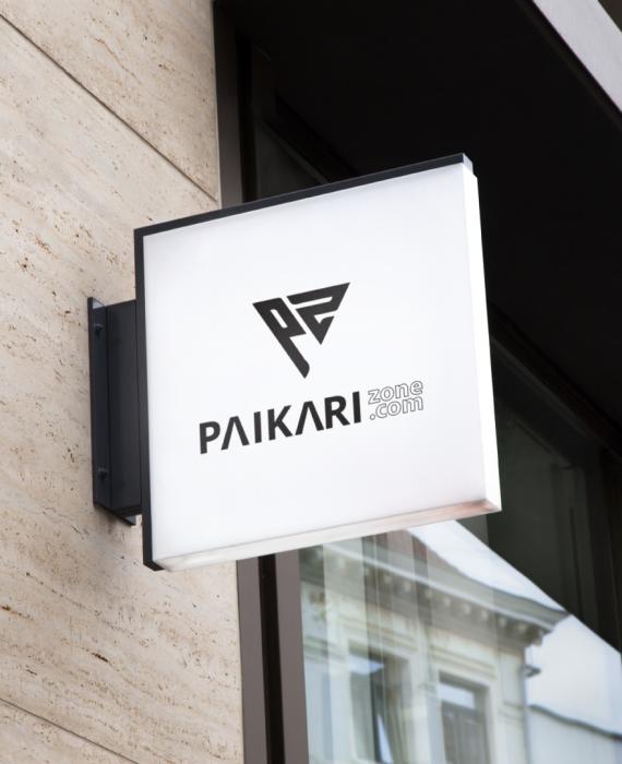Paikari Zone.com Logo