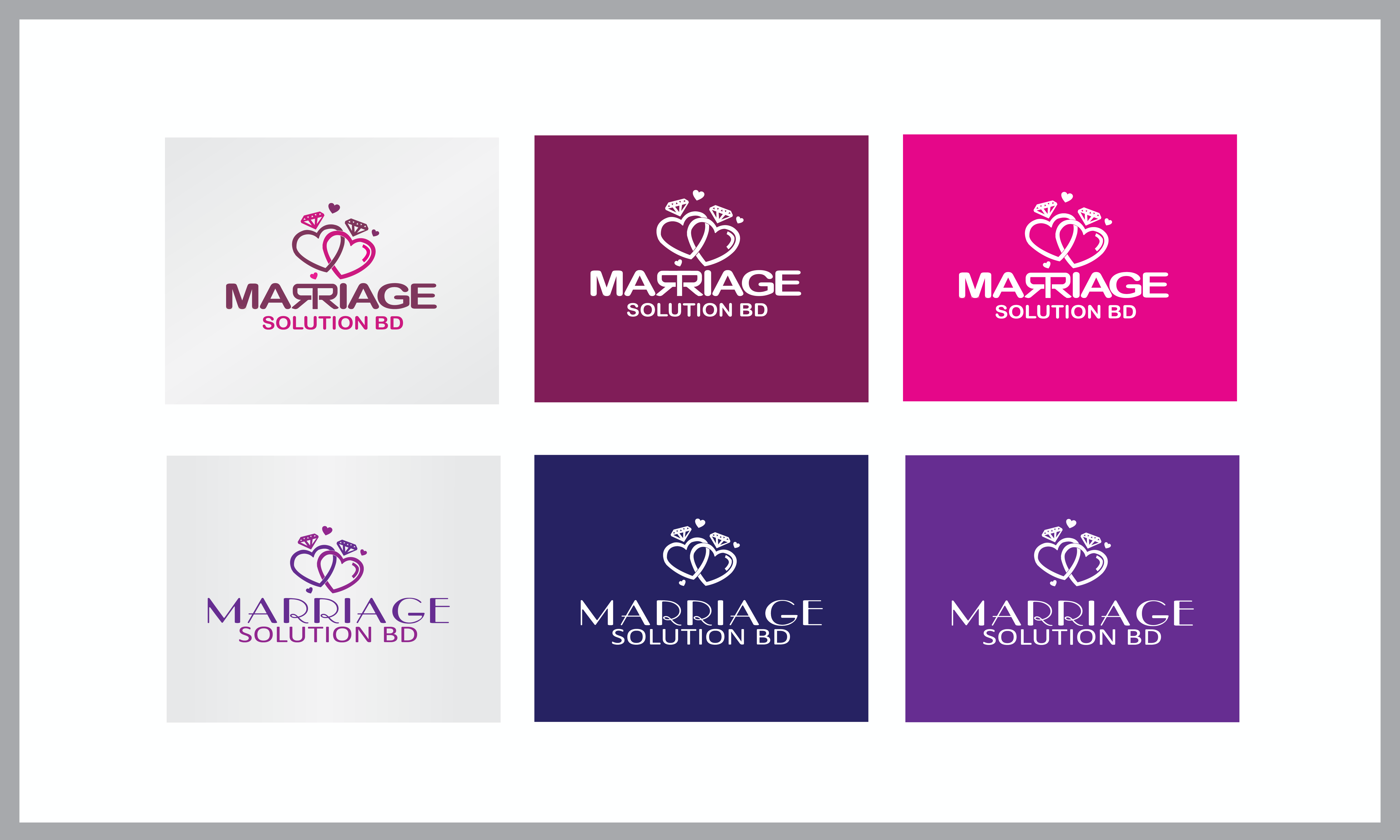Marriage Solution Logo